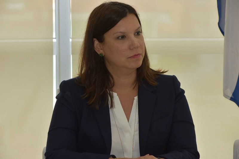Sra. Valerie Croes Chief Innovation Officer Di Aruba 002