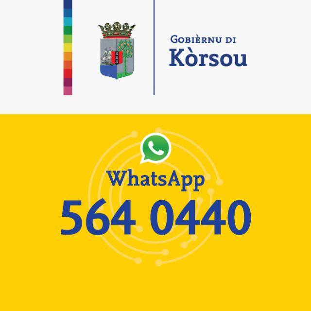 Gov WhatsApp