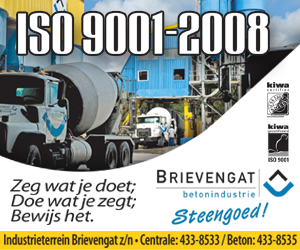 Brievengat Beton Industrie